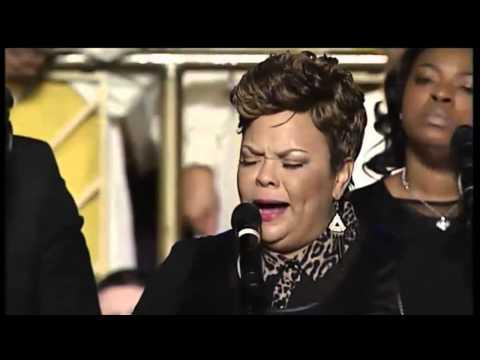 """""""Take Me to the King"""" Tamela Mann, First Baptist Church of Glenarden"""