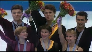 [HD] Pair - Medal Ceremony - 1998 Nagano Olympics