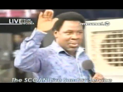 SCOAN 05/10/14: Full: TB Joshua Message & Prophecy Time. Emmanuel TV