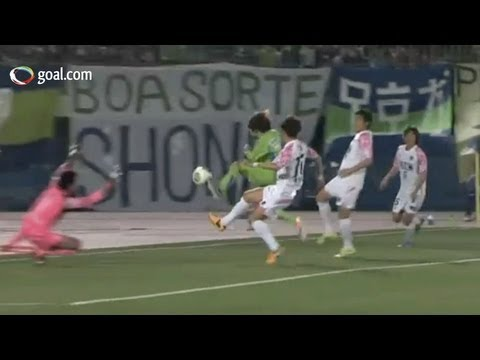 Shonan Bellmare vs Sagan Tosu - J.League highlights