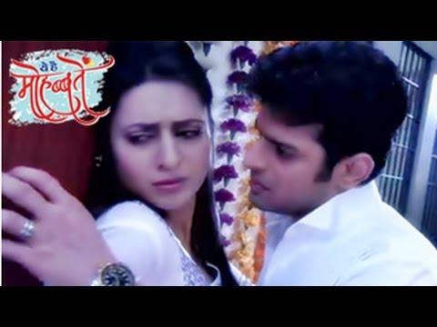 Raman's First Confession To Ishita In Yeh Hai Mohabbatein 5th March 2014 Full Episode video