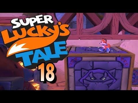 Super Lucky´s Tale 18 | komisches Déjà-vu-Gefühl | Lets Play | German