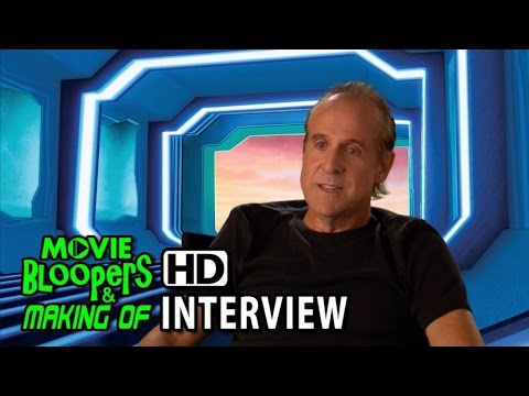 Penguins Of Madagascar (2014) Interview - Peter Stormare (Corporal)