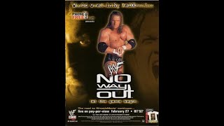 WWE No Way Out '00 Review (Match Ratings in Description Below)