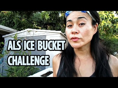 Ice Bucket Challenge ... Hijacked! #icebucketchallenge