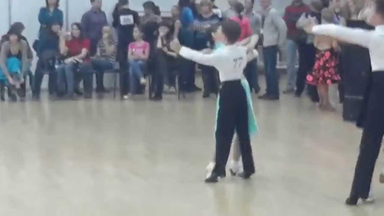 бальные спортивные танцы ДЕТИ 2 Е КЛАСС - YouTube