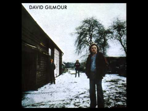 David Gilmour - I Can