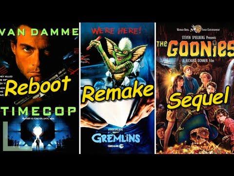 Gremlins Remake??  Goonies Sequel??  Timecop Reboot??