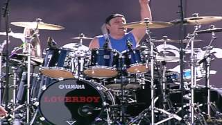 Loverboy, Turn Me Loose, Live 2014