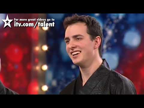 Hayashi - Britain's Got Talent 2010 - Auditions Week 4