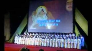 gloria hát khen mừng Chúa giang sinh