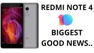 Redmi note 4 - Biggest Good news, Stable update Coming soon.. In few days #redminote4stableupdate#MI