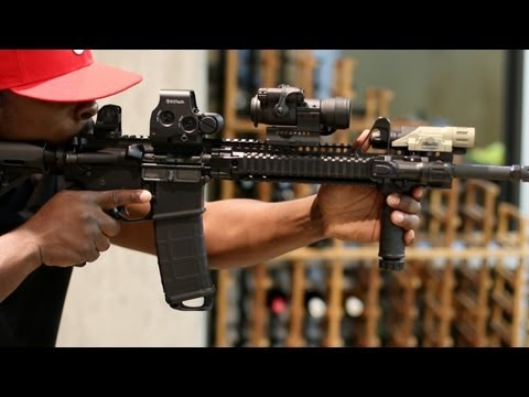 AR 15 Table Top Review: DDM4V1 From Daniel Defense