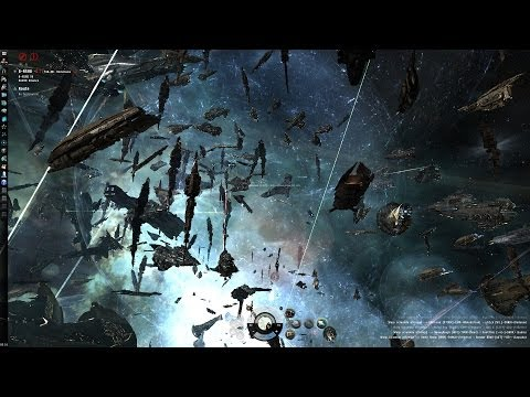 "Bloodbath of B-R5RB ""Titanomachy"" [EVE Online]"