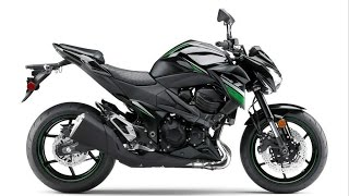 2016 Kawasaki Z800 ABS Preview