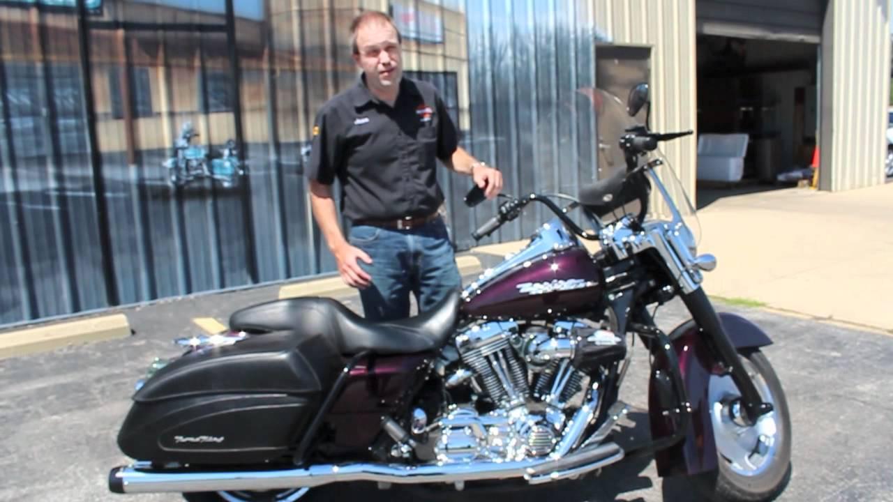 Harley Davidson Road King Tires