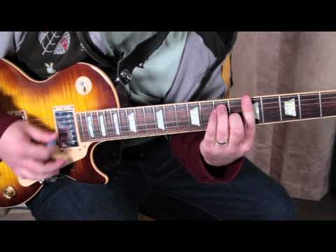 Bob Marley Guitar Lesson - Reggae - Stir it Up - How to Play on Guitar