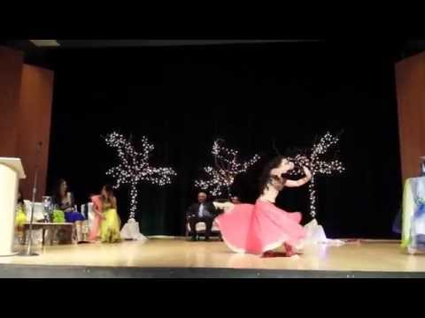 Ghagra dance by Nalini