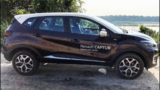 Renault Captur Petrol Review - Good Engine   Faisal Khan