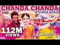 Anjaniputhraa   Chanda Chanda (Video Song) | Puneeth Rajkumar, Rashmika Mandanna | Ravi Basrur