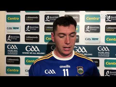 John O'Dwyer talks to GAA.ie after Tipperary's All-Ireland win