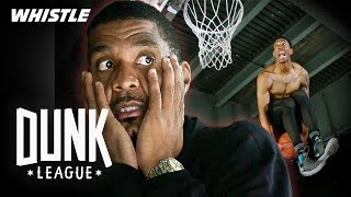 Dunk Contest For $50,000! | Dunk League FINALS