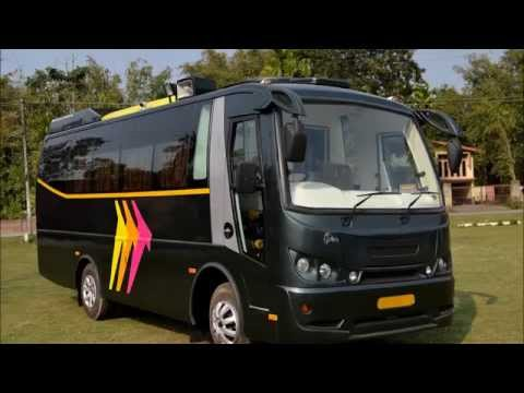 Caravan, Luxury van