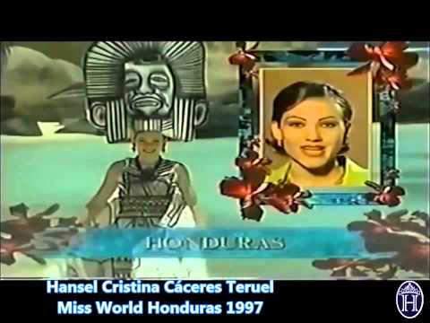 Miss World Honduras History