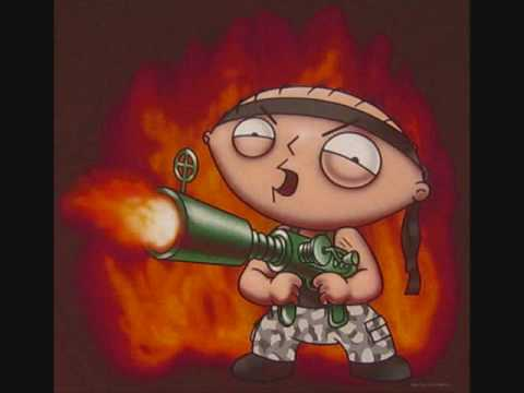 Stewie Tribute/ let the bodies hit the floor! Video