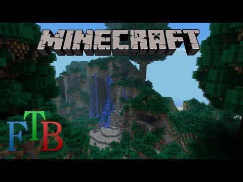 Minecraft FTB S2 Ep7: Packing Up and Exploring the Nether