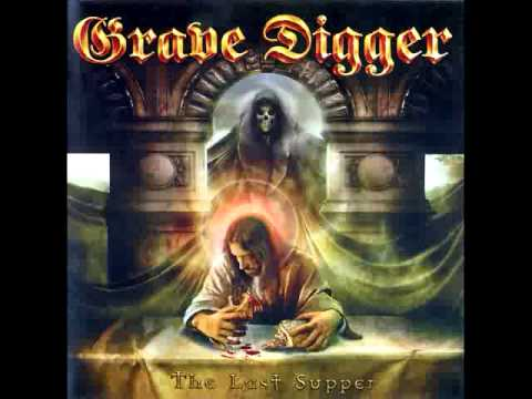 Grave Digger - Desert Rose