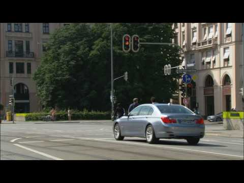 BMW 7 series Active Hybrid