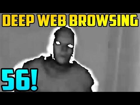 THE BLUE SCREEN VIDEO!?! - Deep Web Browsing 56