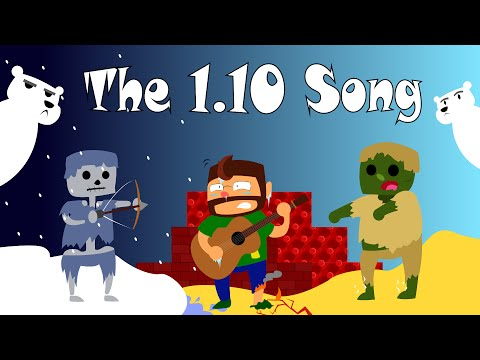 The 1.10 Song! - Minecraft Frostburn Update