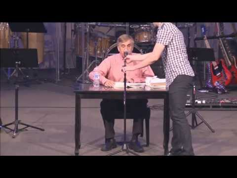 Виктор Куриленко - О конфликтах и служениях церкви - 06-06-2016