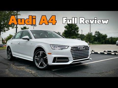 2018 Audi A4 Sedan Full Review Prestige Premium Plus Premium