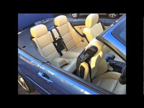 JL Audio 10w7 sub and JL Audio 1000/1 mono amp BMW e46 M3 Convertible