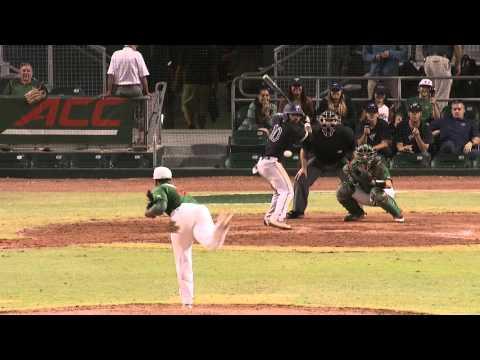 Canes Baseball | Highlights | vs. Nova Southeastern | 4.12.16