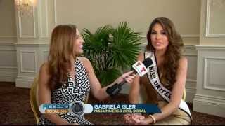 Acceso Total - Miss Universo Gabriela Isler