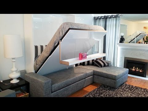 Amazing Space Saving Ideas for Home - Smart Furniture