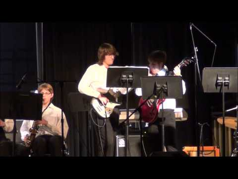 Orrville High School Jazz Band - Moten Swing