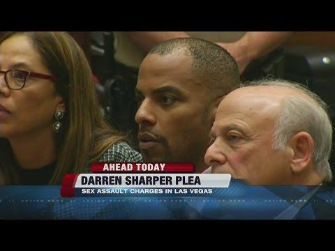 Ex-NFL star Darren Sharper accepts sex assault plea deal