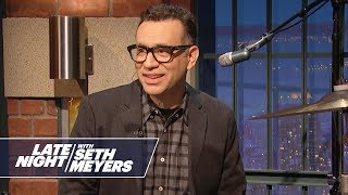 Fred Armisen, Art Aficionado: Freedom from Want by Norman Rockwell
