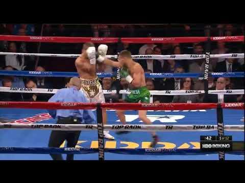 Vasyl Lomachenko vs Sosa highlights