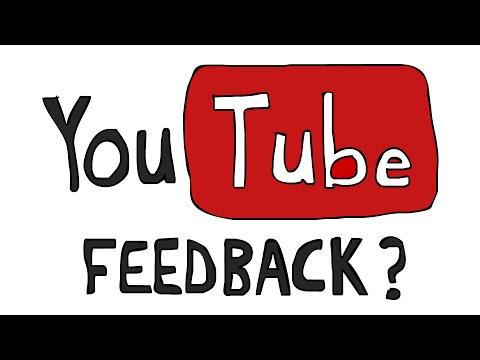 YouTube Feedback?