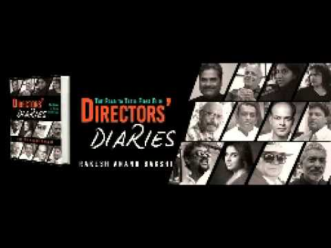 Directors' Diaries author Rakesh Anand Bakshi on Radio One 94.3 FM Mumbai, RJ Hrishi Kay