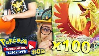 LA MIA RAGAZZA MI HA STUFATO! HA TROPPO CULO! - Versus x100 Pacchetti su Pokémon GCC Online #36
