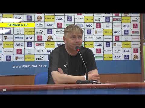 Rozhovory domácího týmu po utkání Teplice - Opava (31.5.2020)