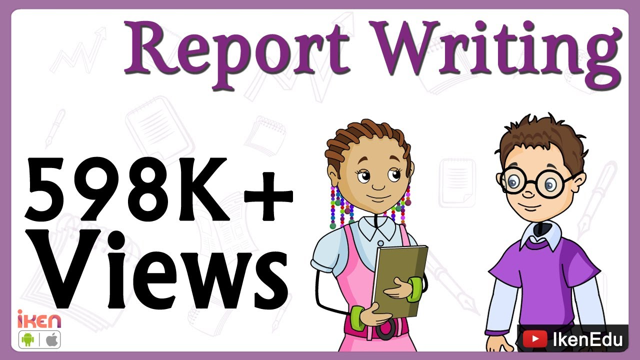 how to write report writing in english Uncover the skills you need to write clear, effective reports that your audience will  want to readreport writing will help anyone who writes.