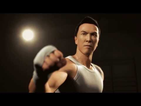 《武之夢 A Warrior's Dream》donnie Yen Vs Bruce Lee video